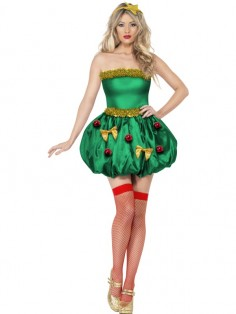 Deciding on Christmas Costumes