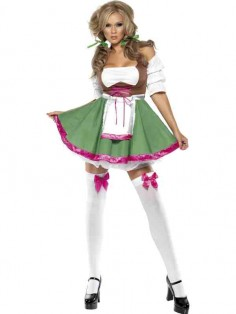 Neon Oktoberfest costumes and more!