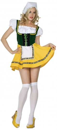 Excited For Oktoberfest