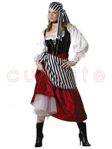 Pirate Wench Renaissance Costume