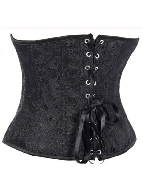 Bewitched Jacquard Underbust Corset