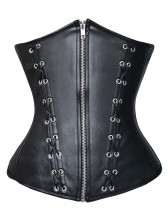 Lace-up Side Underbust Corset