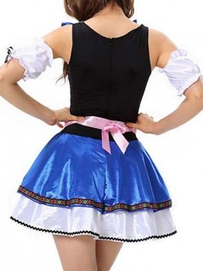 German Beer Beauty Oktoberfest Costume