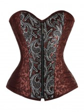Overbust Steampunk Style Corset