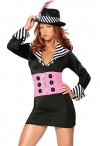1920s Bonnie Gangster Girl Costume