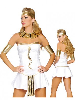 Clearance! 5 Piece Queen of the Nile Costume