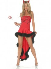3 Piece Wicked Devil Costume