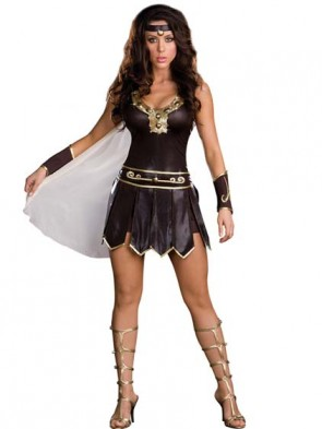 Gladiator Warrior Queen Costume