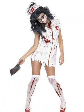 Creepy Zombie Nurse Costumes