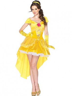 Enchanting Princess Belle Costume
