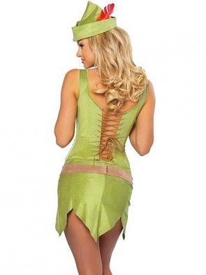 Women's Sexy Peter Pan Costume
