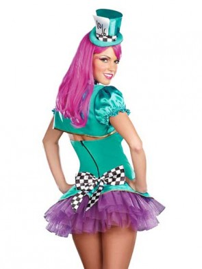 Totally Sexy Mad Hatter Costume