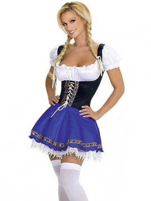 Beer Wench Oktoberfest Costume