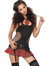 Detention Slip Sandy Schoolgirl Costume