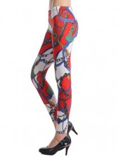 Chic Fashion Leggings