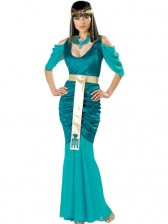 Classy Queen of the Nile Egyptian Jewel Costume