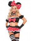 Party Minnie Mouse Costume