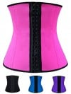 Kim Kardashian Latex Waist Training Corset Waist Trainer - Steel Boned