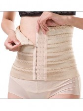 Super Slim Waist Training Corset Waist Shaper Waist Slimmer Black or Beige