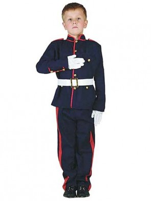 Boy Soldier Ceremonial Costume