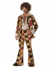 70s Mens Disco Costume