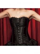 Pleated Corset