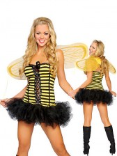 Sunny Bee Costume with Wings