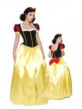 Deluxe Snow White Adult Costume