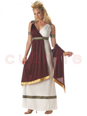 Roman Empress Adult Costume