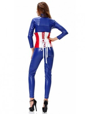 Women American Hero Costume