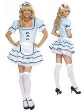 Looking Glass Alice Costume