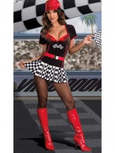 Built for Speed Race Girl Costume
