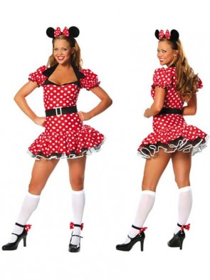 Minnie Mickey Mouse Costumes