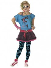 80s Valley Girl Teen Costume