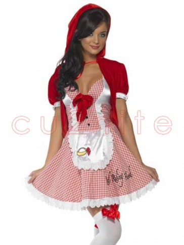 New Arrival! Red Riding Hood Costume