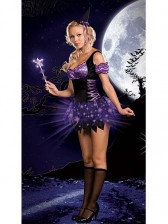 Light Up Witch Halloween Costume