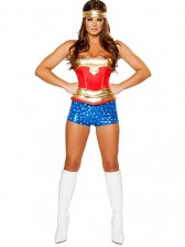 Heroine Hottie Costume