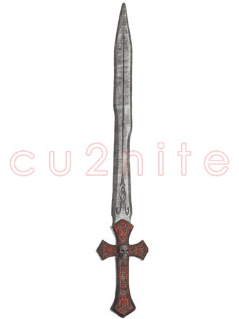 Crusader Sword - Medieval and Renaissance Costume Accessories