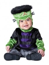 Monster-BOO Baby Costume Onesie