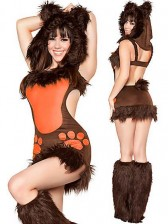 Bear Fur Costume