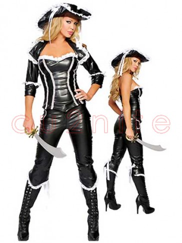 Sexy Buccaneer Pirate Costume