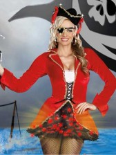 Light Up Captain Hook Line and Sinker Costume Set