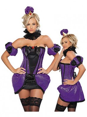 Deluxe Her Majesty Queen Costume Set