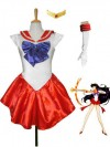 Red Sailor Mars Costume