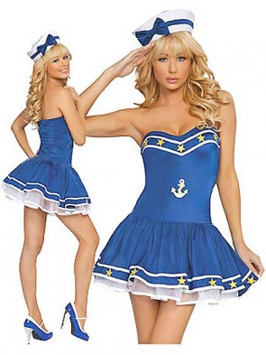 Clearance! Sailor Blues Costume
