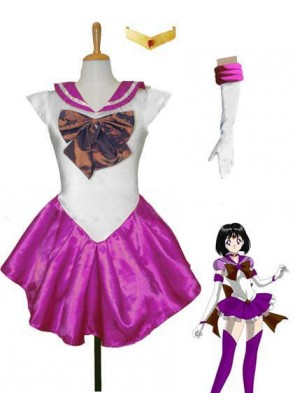 Purple Sailor Saturn Costume
