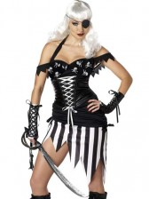Caribbean Treasure Pirate Costume