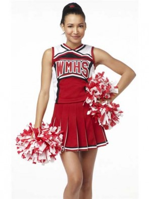 Women Glee Cheerleader Costume
