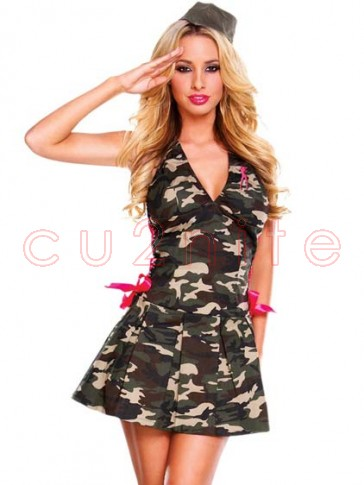 Army Cadet Costume