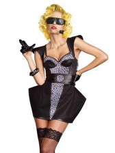 80s Superstar Pop Diva Costume